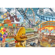 Exit KIDS Puzzle: Zábavný park 368 dielikov