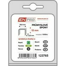 Spony PROFI 345/12 mm ENPRO 700 ks/bal.