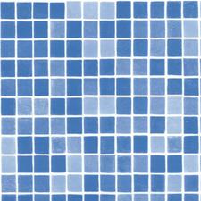 Bazénová protišmyková PVC-P fólia ALKORPLAN 3000 bysance modrá, hr.1,8 mm, 1,65x12,6m (20,79m2)