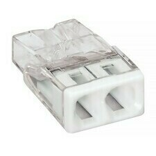 Svorka krabicová 2x2,5 mm2, WAGO 2273-202