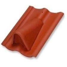 BRAMAC KLASIK Protector odvetrávacia škridla lávovočervená