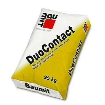 Lepiaca a stierková malta Baumit DuoContact, 25 kg