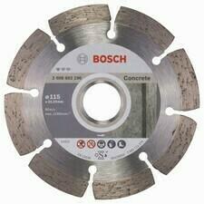 Diamantový rezací kotúč na betón Bosch DIA Standard for Concrete, priemer 115 mm (1ks/obj)