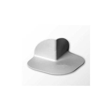 Detailová tvarovka ALKORPLAN vonkajší roh, šedá