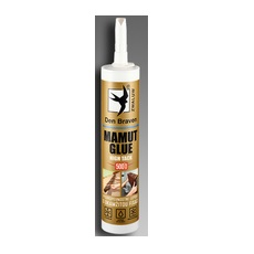 Lepidlo Den Braven Mamut Glue (High Tack) biely, 290 ml