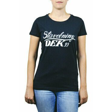 DEK tričko dámske navy S