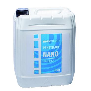 Hĺbková penetrácia DEKPRIMER NANO 5 kg