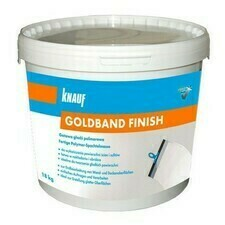 Finálna stierka a výplňový tmel Knauf Goldband Finish, 8 kg