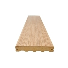 Drevoplastová terasová doska WPC WOODPLASTIC - FOREST PLUS PREMIUM 137×22 mm (4 m) cedar