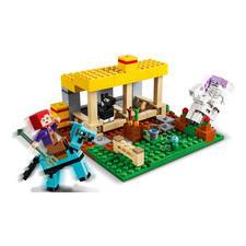 LEGO® MINECRAFT Konská stajňa