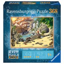 Exit KIDS Puzzle: Piráti 368 dielikov