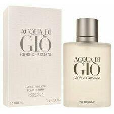 Armani Acqua Di Gio Pour Homme Pánska toaletná voda