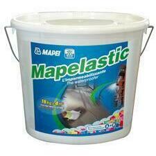 Dvojzložková hydroizolačná stierka MAPEI MAPELASTIC 16 kg (12 + 4 kg)
