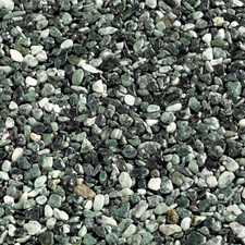 Topstone mramorový kamienok Verde Alpi, frakcia 4-7mm, 25kg