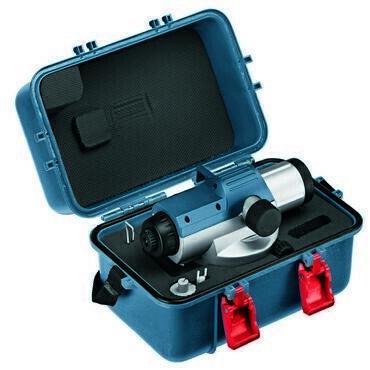 Nivelačný prístroj Bosch GOL 26D+BT160+GR500