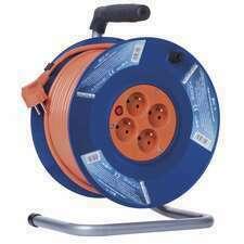 Kábel predlžovací PVC na bubne 230 V 50 m