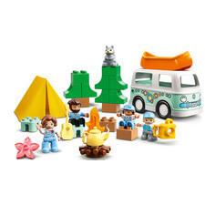 LEGO® DUPLO Dobrodružstvo v rodinnom karavane