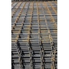 Zvarovaná kari sieť KH 20 - hr. drôtu 6 mm, oko 150x150 mm