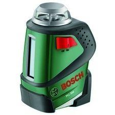 Samonivelačný líniový laser Bosch PLL 360 set