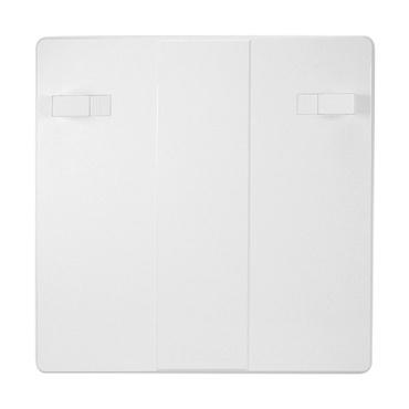 Revízne dvierka HACO RD 500×500 mm, biele