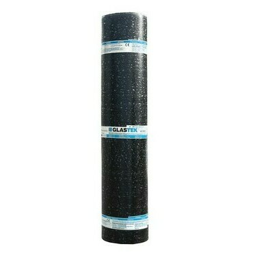 Modifikovaný asfaltový pás GLASTEK 40 SPECIAL MINERAL (7,5 m2 v rolke) -25°C