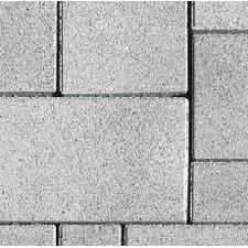 Dlažba SEMMELORCK Citytop s fázou (10x20x6 cm) sivá