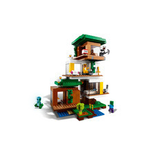 LEGO® MINECRAFT Moderný dom na strome