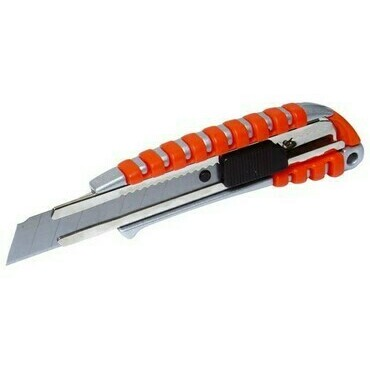 Kovový odlamovací nôž L25 XD67-6 18 mm