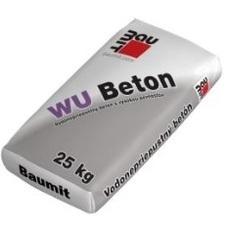 Vodonepriepustný betón Baumit Betón WU, 25 kg