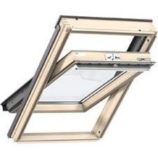Kyvné drevené strešné okno s horným ovládaním VELUX GLL CK04 1055 (55x98 cm)