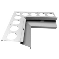 Kút k odkvapu DRIP PLUS 20 mm, šedý