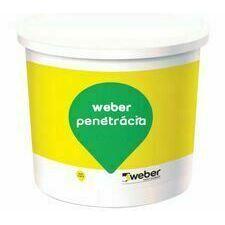 Penetračný náter na nasiakavé podklady Weber penetrácia VH716, 5kg