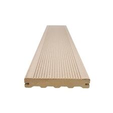 Drevoplastová terasová doska WPC WOODPLASTIC - STAR PREMIUM 137×23 mm (4 m) teak