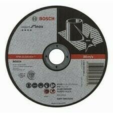 Rovný rezný kotúč na nehrdzavejúcu oceľ Bosch Expert for Inox, priemer 150 mm (25ks/obj)