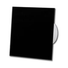 Panel sklenený čierny lesklý AV DRIM