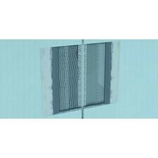 Dilatačný profil PVC pre ETICS priebežný, dĺžky 2,5 m