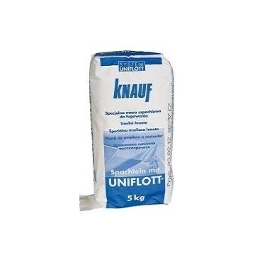 Sadrový tmel KNAUF Uniflott, 5 kg