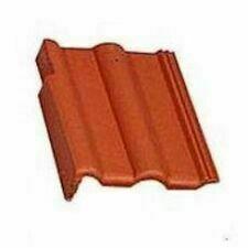 BRAMAC KLASIK Protector okrajová ľavá škridla lávovočervená
