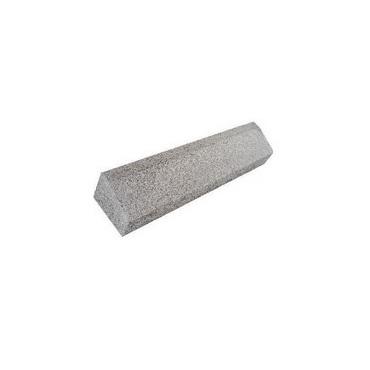 Cestný nábehový obrubník PREMAC (100x20x15 cm) sivý
