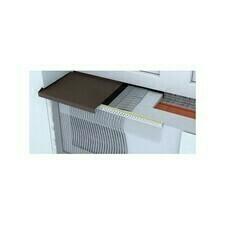 Podparapetny PVC profil s výstužnou tkaninou, dĺžky 2 m