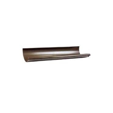 BRAMAC odkvapový žlab priemer 150 mm dĺžka 4 m tmavohnedý