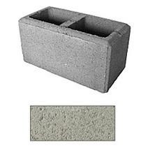 Betónový plot s hladkým povrchom PREMAC PREBLOK hladký (40x20x20 cm) sivá