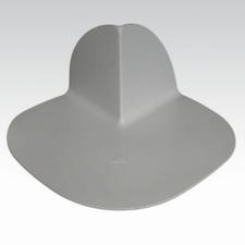 Detailová tvarovka SIKAPLAN PVC vonkajší roh (A), svetlo šedý