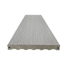 Drevoplastová terasová doska WPC WOODPLASTIC - FOREST MAX 195×22 mm (4 m) inox