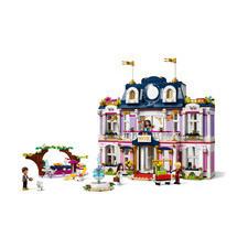 LEGO® FRIENDS Hotel v mestečku Heartlake