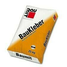 Lepiaca mrazuvzdorná zmes Baumit BauKleber C1T, 25 kg