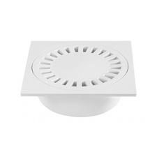 Podlahová vpusť HACO PV DN50/55 spodná biela