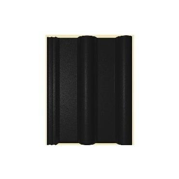 KMB Beta Elegant základná škridla čierna