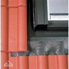 Hliníkové lemovanie okna so zatepľovacím blokom ROTO lem EDR Rx WD 1x1 ZIE AL  6/11