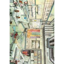 Exit Puzzle: Laboratórium 368 dielikov